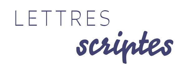 Lettres scriptes