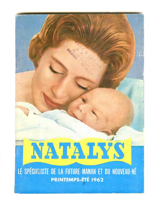 Catalogue Natalys 1962 - couverture